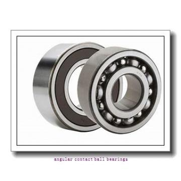 1.181 Inch | 30 Millimeter x 2.441 Inch | 62 Millimeter x 0.63 Inch | 16 Millimeter  CONSOLIDATED BEARING QJ-206 C/2  Angular Contact Ball Bearings