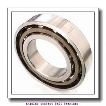 2.559 Inch | 65 Millimeter x 5.512 Inch | 140 Millimeter x 2.311 Inch | 58.7 Millimeter  CONSOLIDATED BEARING 5313-2RS  Angular Contact Ball Bearings