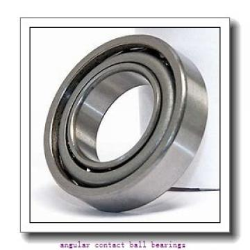 10.236 Inch | 260 Millimeter x 18.898 Inch | 480 Millimeter x 3.543 Inch | 90 Millimeter  CONSOLIDATED BEARING QJ-1252  Angular Contact Ball Bearings