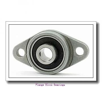 QM INDUSTRIES QACW15A211SC  Flange Block Bearings
